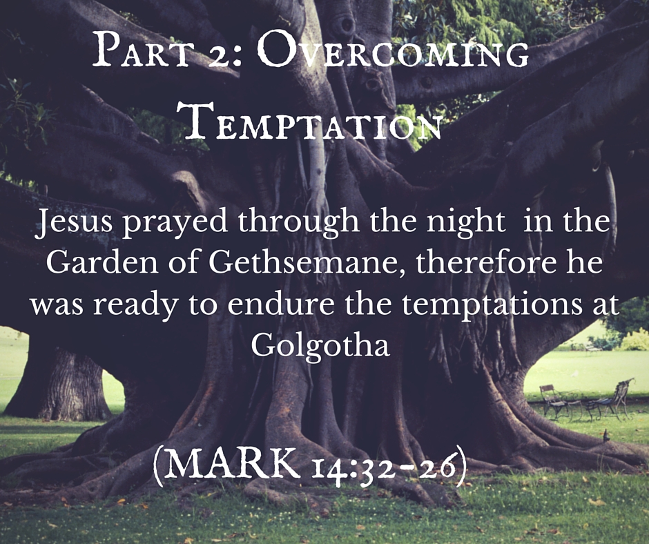 Part 2_Overcoming Temptation