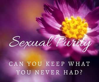 Sexual Purity Bible Christian