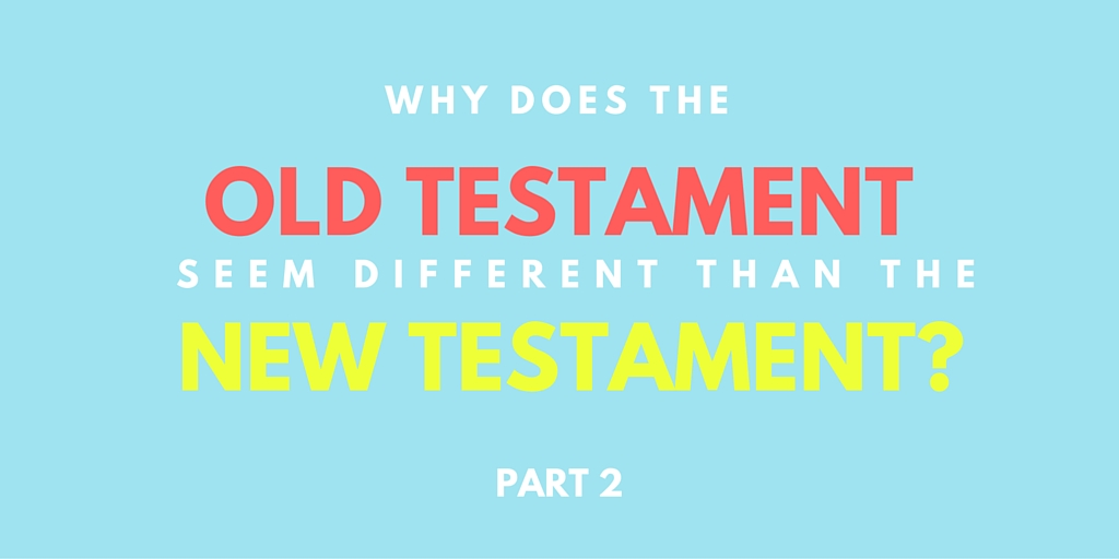why are the old testament laws so harsh_ part 2