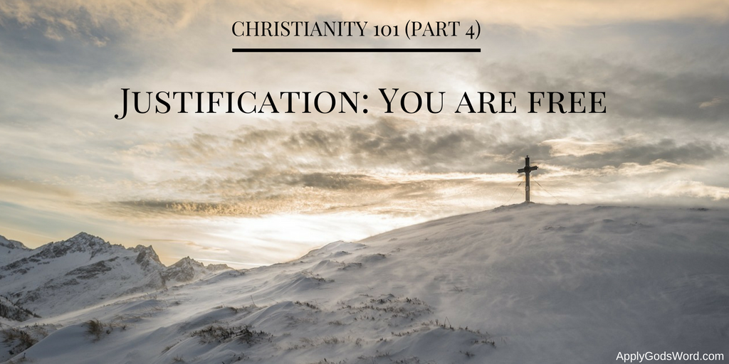 what is justification bible