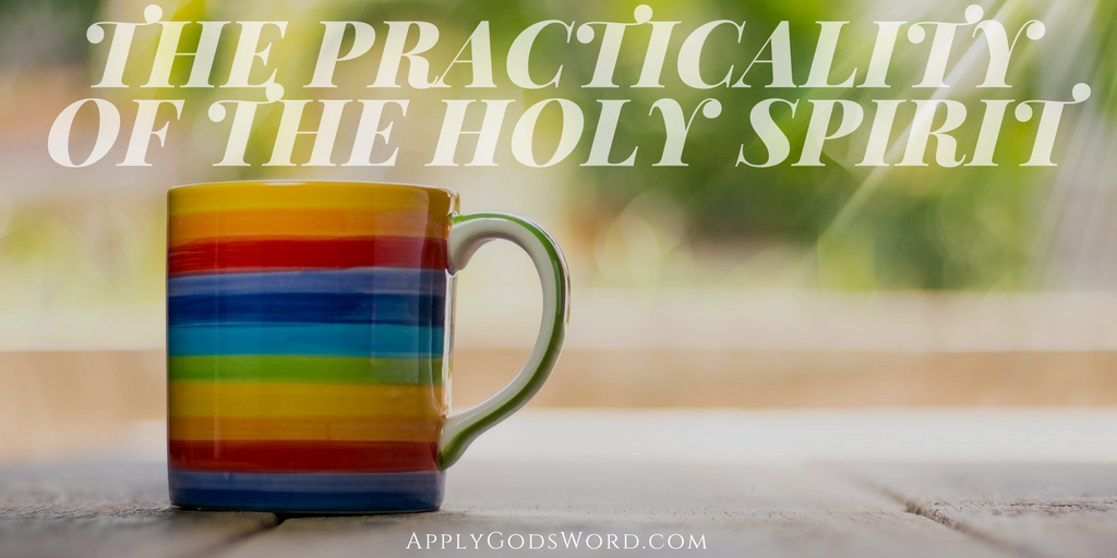 practical Holy Spirit