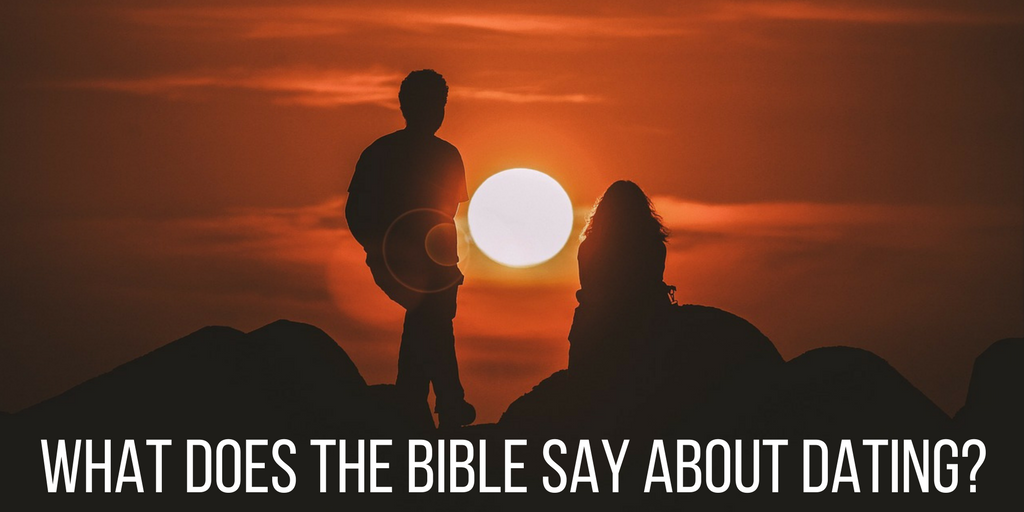 what does scripture say about dating