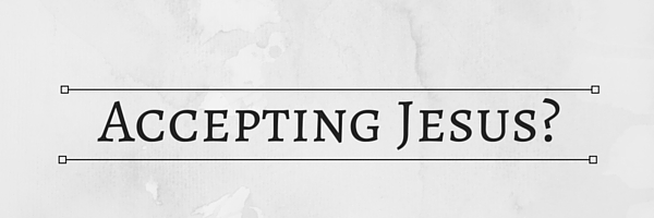 Is Accepting Jesus into your heart to be saved Biblical?