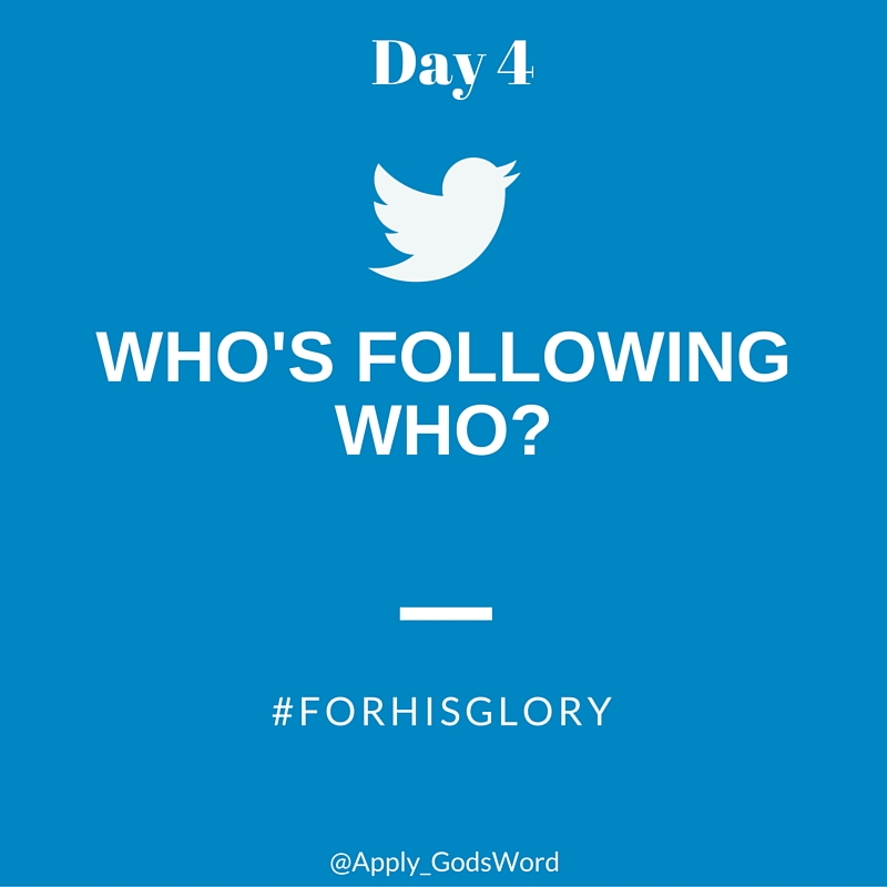 day 4 who's following who_