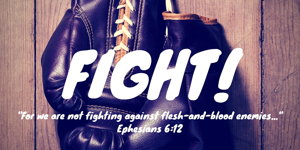 how to fight satan
