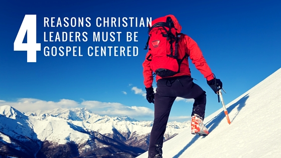 How to be a Christian leader