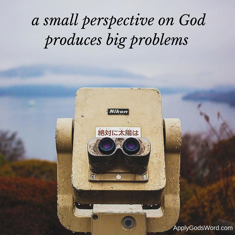Biblical Problem solving