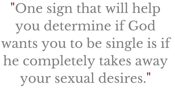 How to Know If God Is Calling You to Singleness pic 2