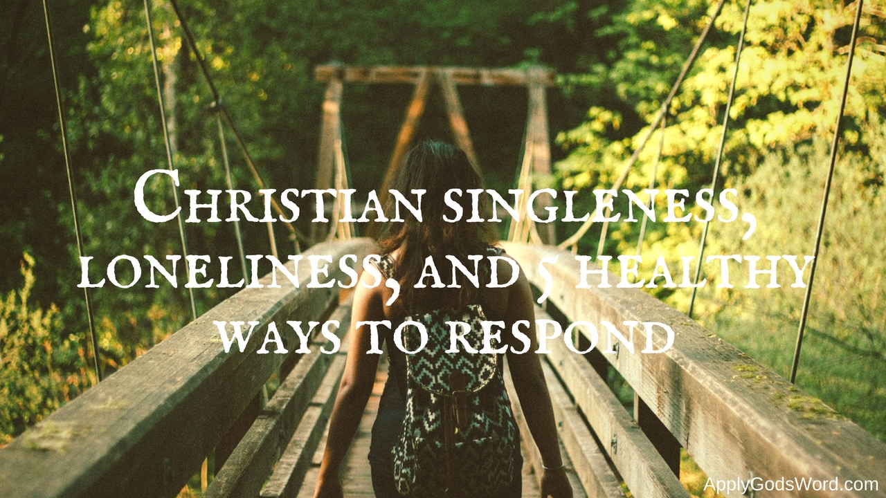 Christian singleness loneliness
