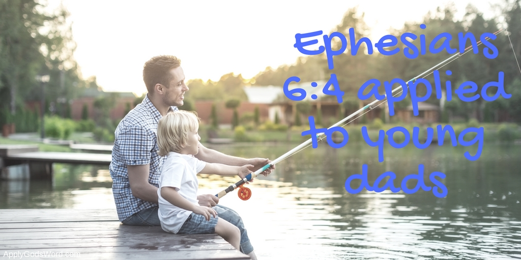 What does Ephesians 6_4 mean