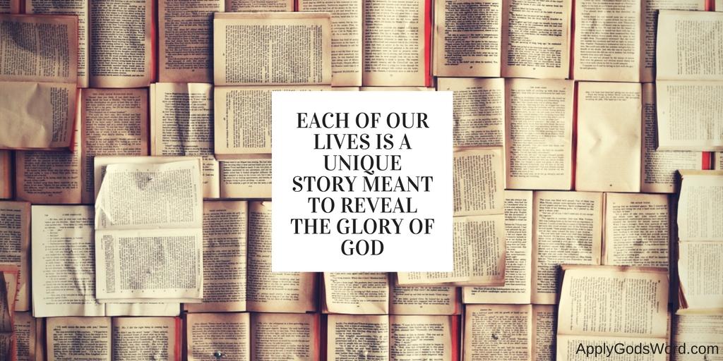 story glory of god