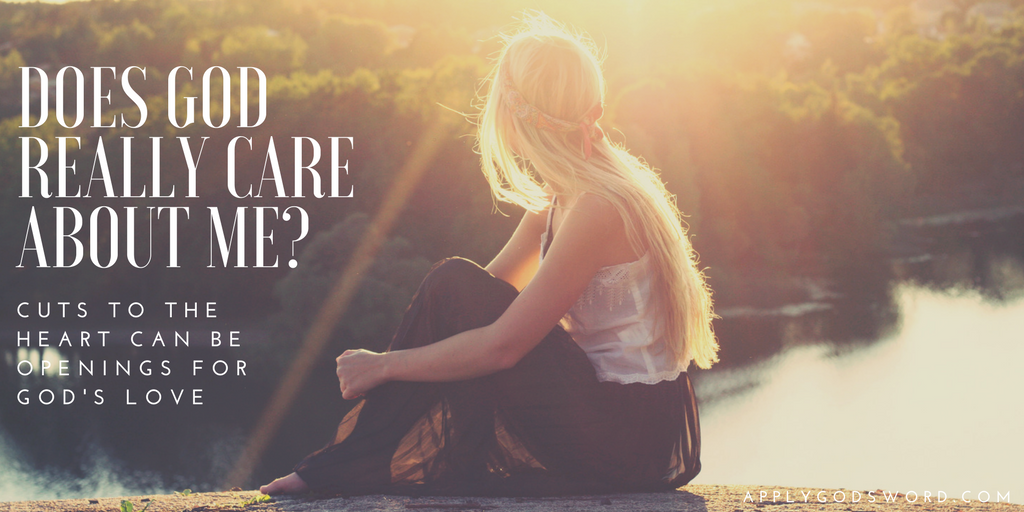 Does God care About Me_