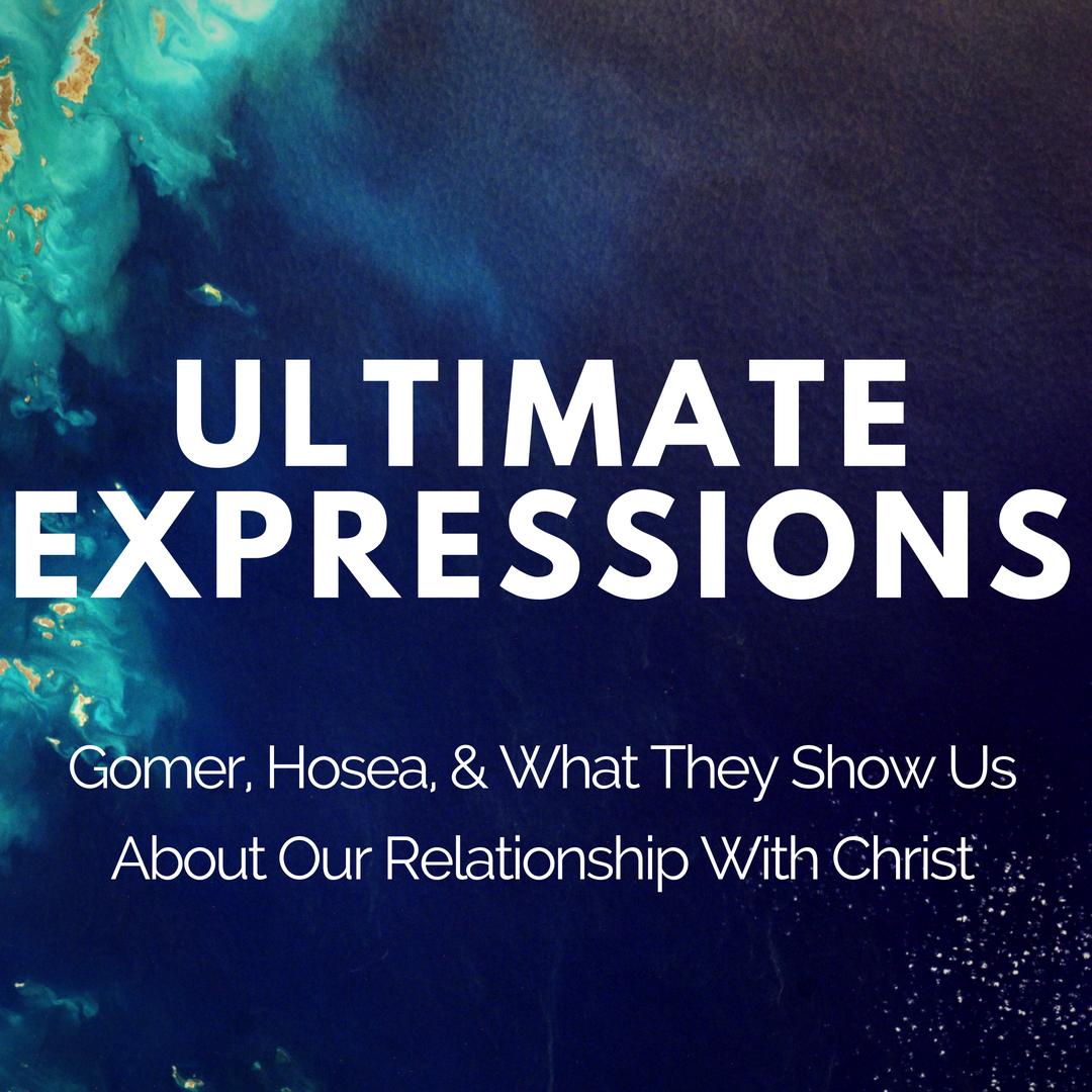 Gomer, Hosea, Christ, church