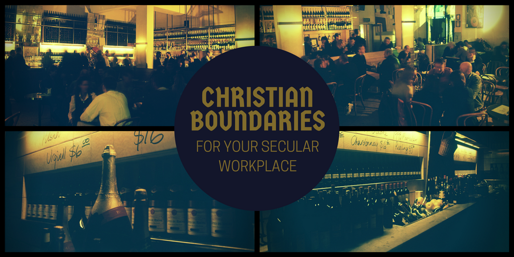 christian secular workplace boundaries