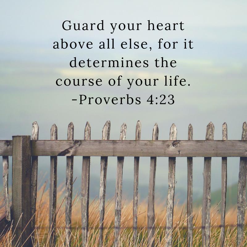 personal boundaries bible