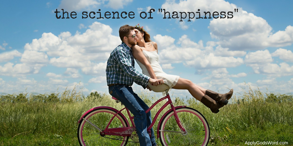 the science of happiness bible christianity