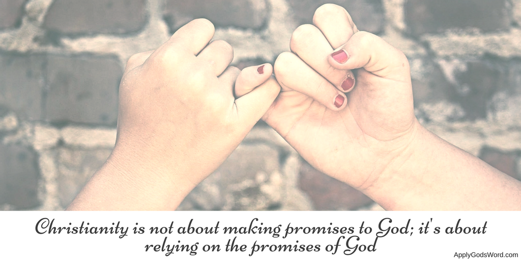 promises to God