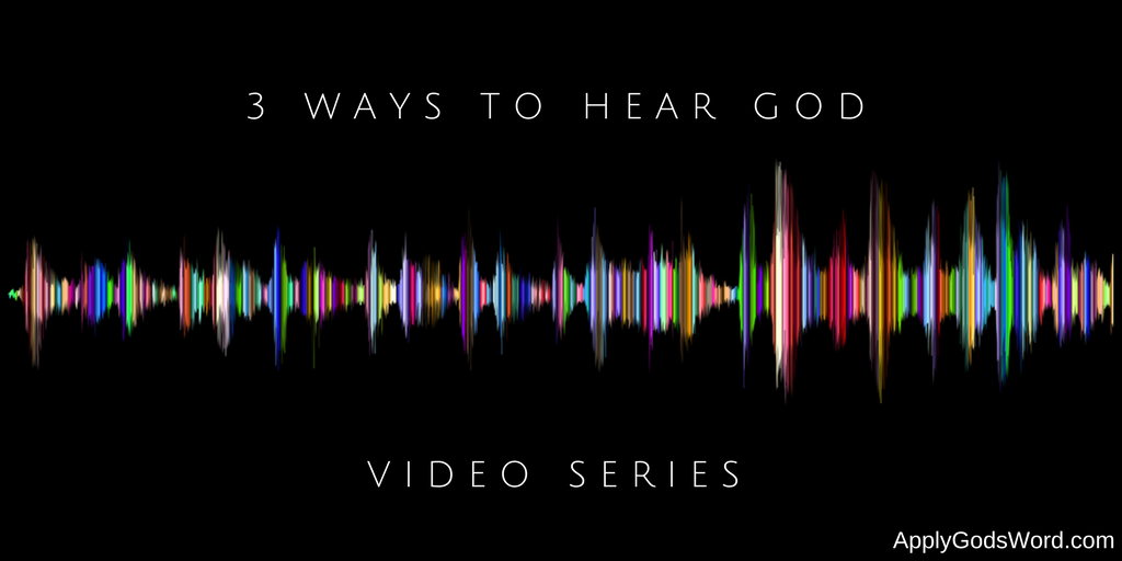 hearing God video series