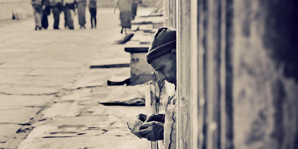 ways to help the needy