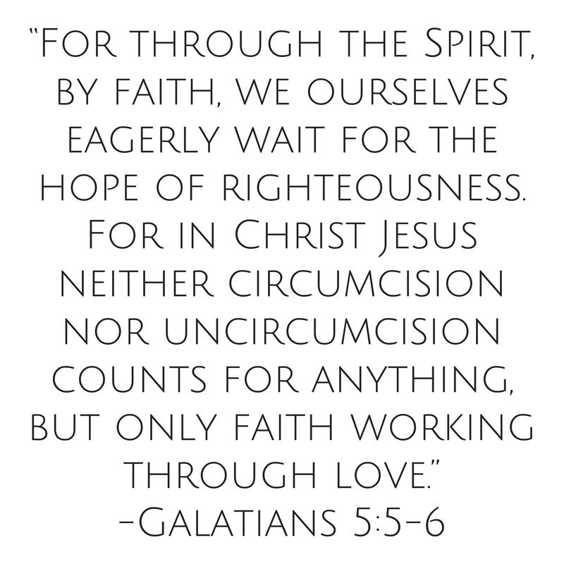 faith hope love meaning