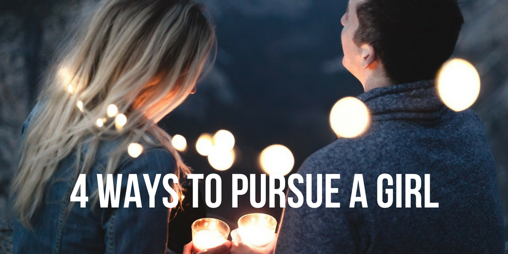 how to pursue a Christian girl