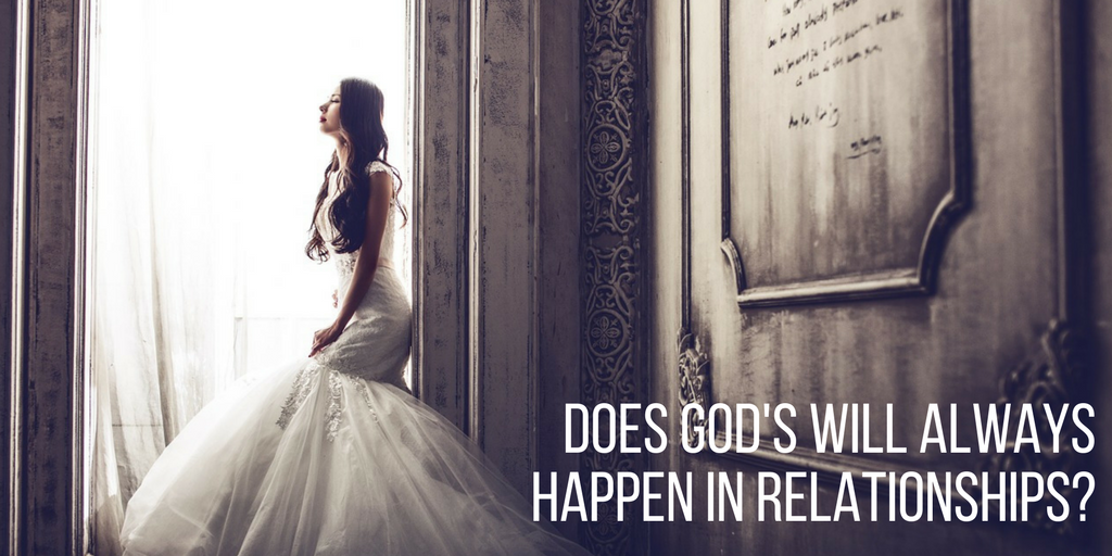Does Gods will always happen