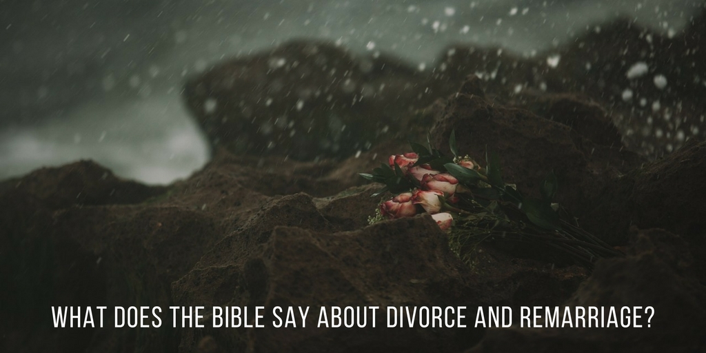 remarriage bible