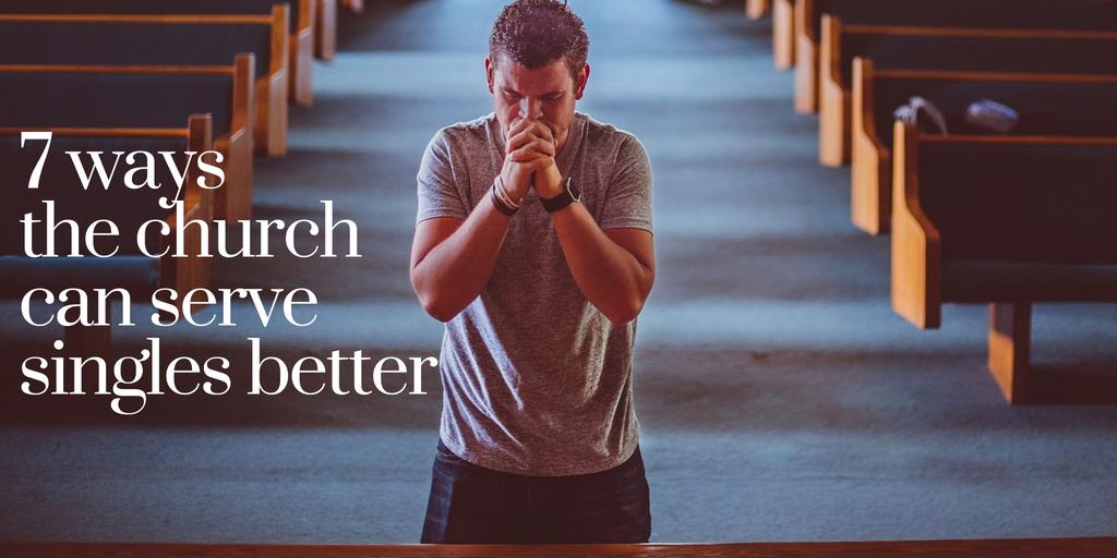 how can the church help singles