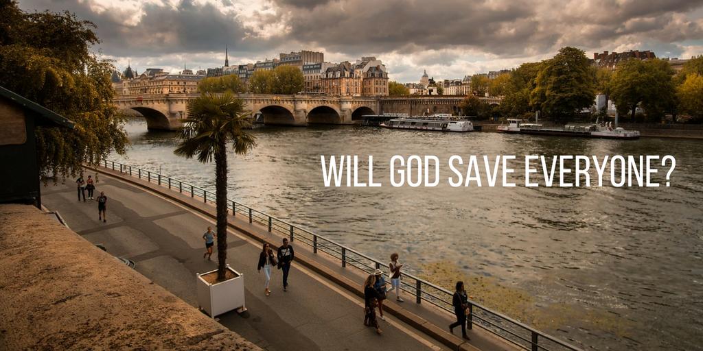 will God save everyone