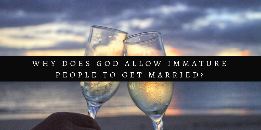 Why Does God Allow Disobedient People To Get Married -3953