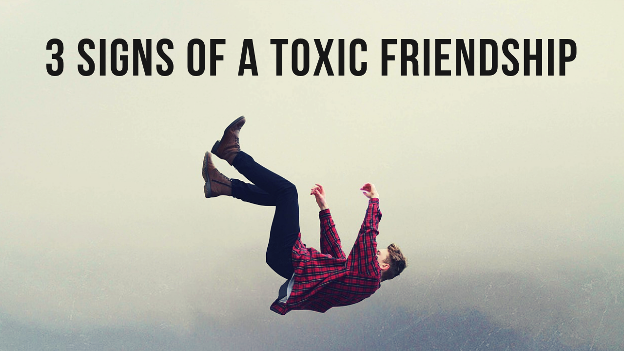 Toxic friend