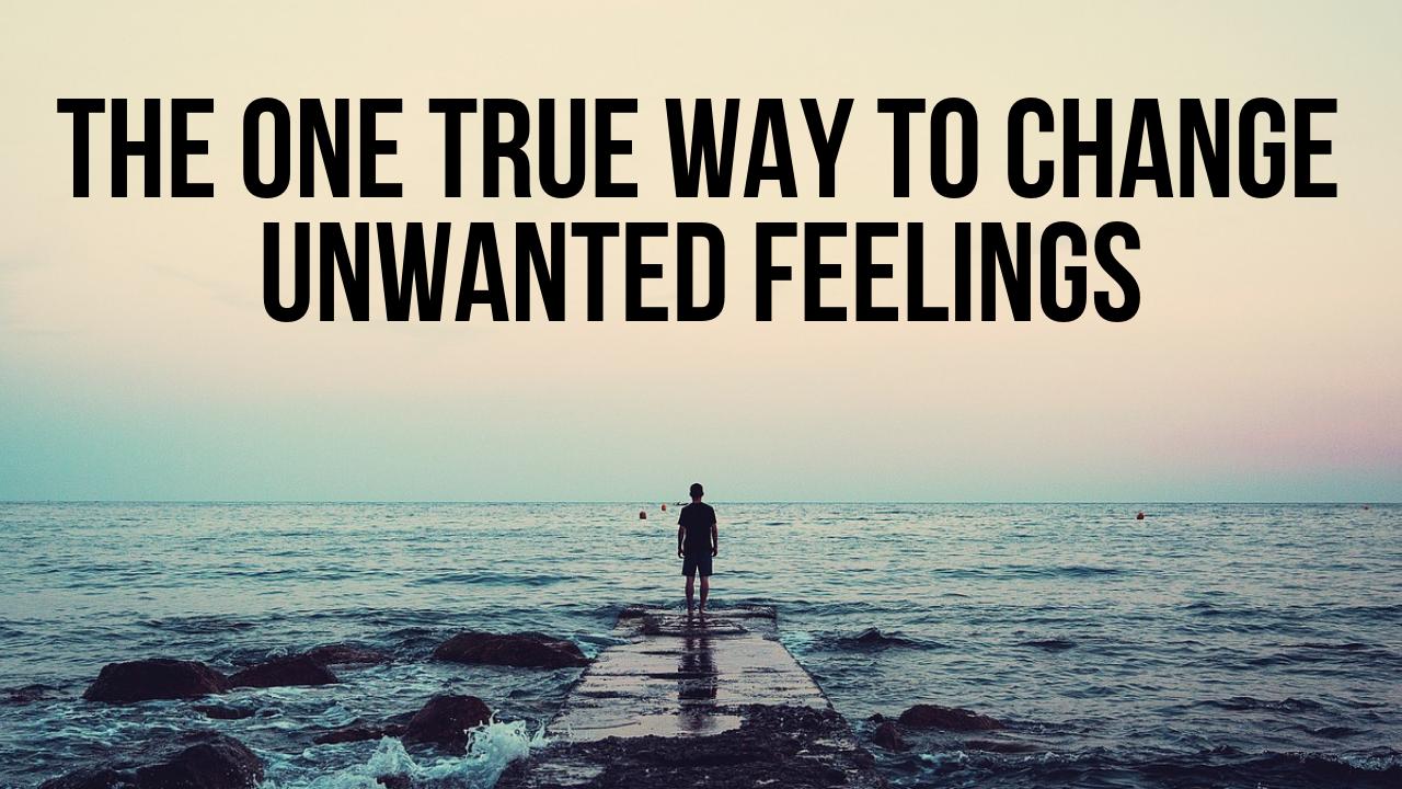 change feelings bible