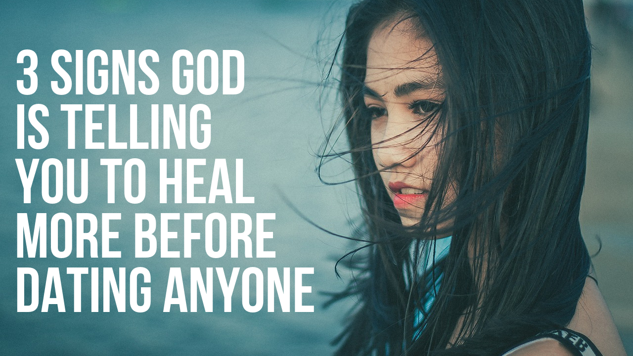 God healing dating